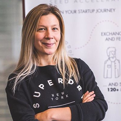Anja Varnicic CEO