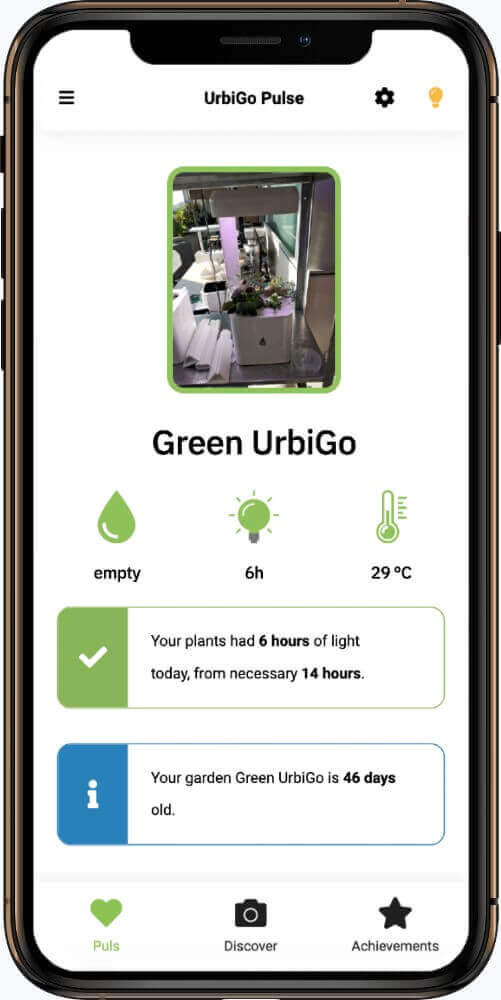 UrbiGo application